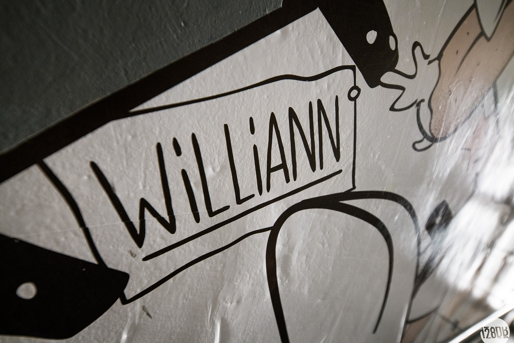 Williann-Graffalgar-128db