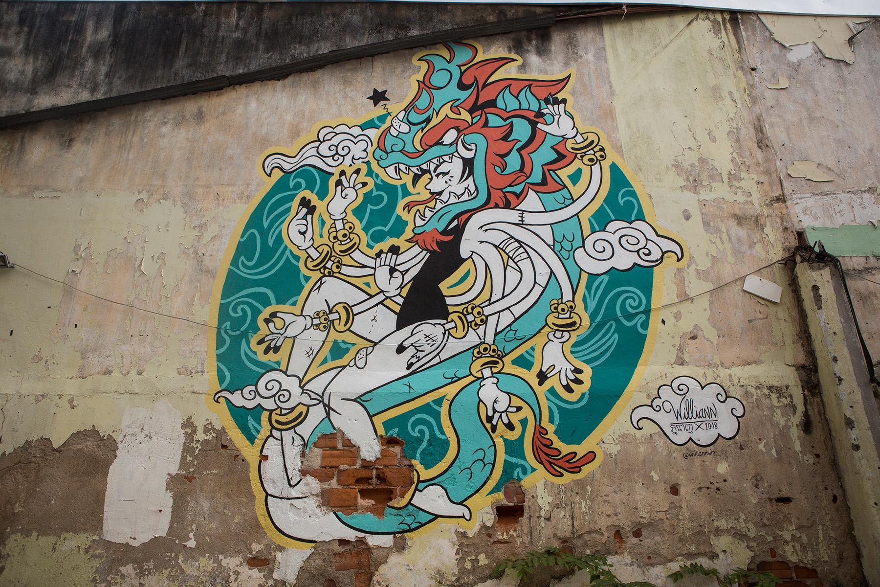 Williann-Cambodia-Urban-Art-Festival